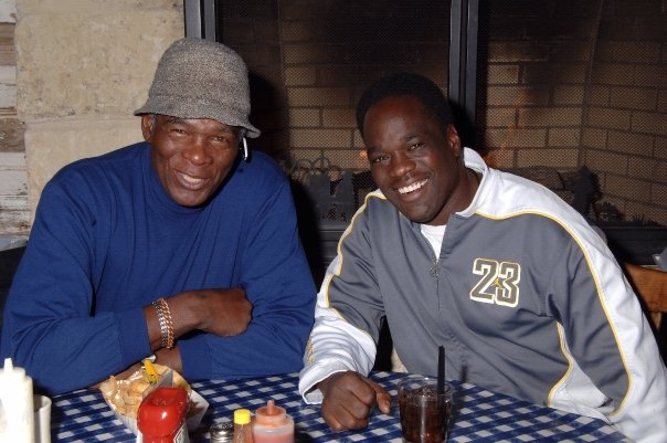 Legendz Billy Joe Dupree & Rickey Dixon 2008 Founding Roster